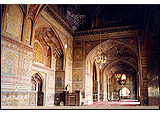 The Badshahi Mosque